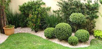 Gartengestaltung aus Sopron