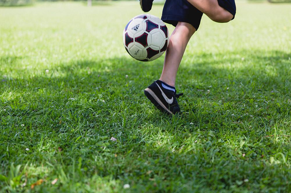 Spiel und Sportrasen